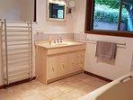 Bathroom. Includes bath. Separate toilet.