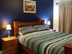 Bedroom 2 (1 Queen Bed)