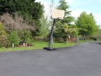 basketball for guests