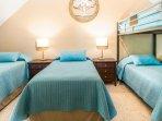 comfy, clean beds