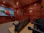 Cabin Theater Room