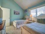 Guest Bedroom - 2 Twins