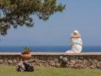 Guest with sea view - Villa Russelia in Rhodes
