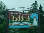 The friendly Village of Baddeck offers museums, shops and eateries