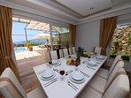 Villa Tiger Exclusive-Tiger Villas Vacation Rentals Kalkan