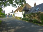 Lower Bockhampton - Lovely walk from Stanford, Yalbury Cottage Restaurant & Hardy Visitor Centre