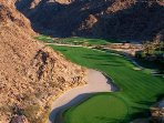 WELL WORTH THE 20 MINUTE DRIVE TO PLAY THE LA QUINTA MOUNTAIN AND DUNES FABULOUS GOLF COURSES !!!