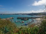 Newquay harbour view  Nigel Maitland Photography