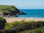 Polly Joke beach - Nigel Maitland Photography