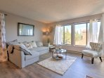 Plan your next mountain vacation to this 2-bed, 1.5-bath vacation rental condo!