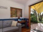 Whipbird Cabin - Entrance