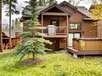 You'll feel relaxed and rejuvenated after a vacation at this incredible Breckenridge abode.