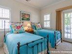 Third Bedroom w/ Balcony