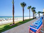 Beach Side Seating