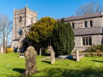 Ingleton church