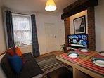 Salisbury House - Huku Kwetu - Living Room - Corporate Housing
