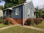Cozy and convenient cottage in the Wilmore/South End neighborhood.
