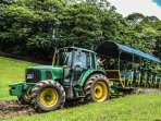 Tractor ride tour