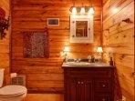 The Barn Full Bath