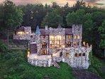 Highlands Castle and The Castle Cottage.