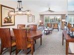 Sheraton Vistana Resort Dining and Living Room