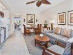 Sheraton Vistana Resort Living and Dining Room