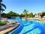 Sheraton Vistana Resort Main Pool