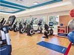 Sheraton Vistana Resort Fitness Center