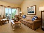 Sheraton Broadway Plantation Living Room