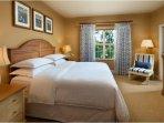 Sheraton Broadway Plantation Master Bedroom