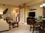 Sheraton Vistana Villages 1BR Living Room