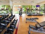 Sheraton Vistana Villages Fitness Center