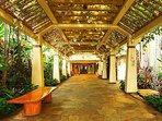 Aston Waikiki Beach Tower Hidden Entrance