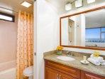 Aston at the Waikiki Banyan Standard Bathroom