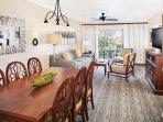 Sheraton PGA Resort 2BR Dining-Living Room Area