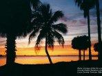 Indian River Lagoon Sunset
