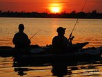 Kayak Fishing on Indian River Lagoon