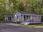NEW! 2BR Alanson Cottage - Steps from Burt Lake!