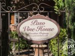 Paso Vine House, a Vintage Gem on the Westside of Downtown