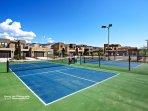 Pickleball Courts