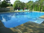 Association Pool 2 Minute walk from House