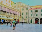 Learn about the Sibenik architecture and history.