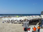 Geula beach