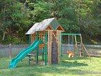 Resort Playground at Waters Edge Lodge