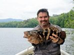 Fishing on the Rio Sierpe is spectacular! How about fresh Grouper for dinner?