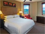 Sheraton Steamboat Two Bedroom Premium Condo Bedroom