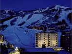 Sheraton Steamboat Two Bedroom Premium Condo Ski Trails