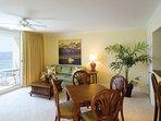 Wyndham Vacation Resort Panama City Beach living room