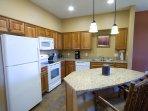 Wyndham Vacation Resorts Steamboat Springs kitchen