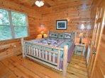 Sleep in Smoky Mountain comfort